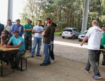 Zawody Feederowe o Puchar Prezesa PSMLW i II GPX Koła